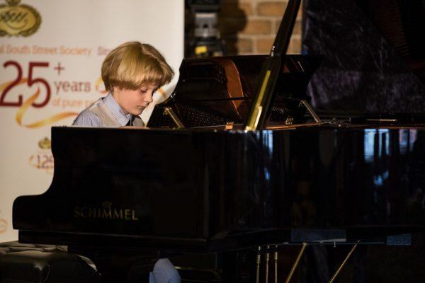 Boy Piano